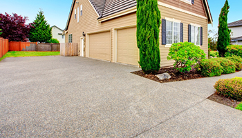 Sterling Heights Concrete Driveways