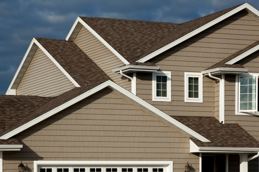 Commerce Township Siding Installation