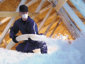 Benefits of Blown-In Insulation in Royal Oak, MI