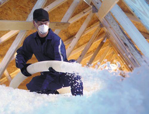 Benefits of Blown-In Insulation in Royal Oak, MI