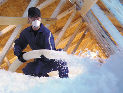 Blown-In Insulation in Royal Oak Oakland County