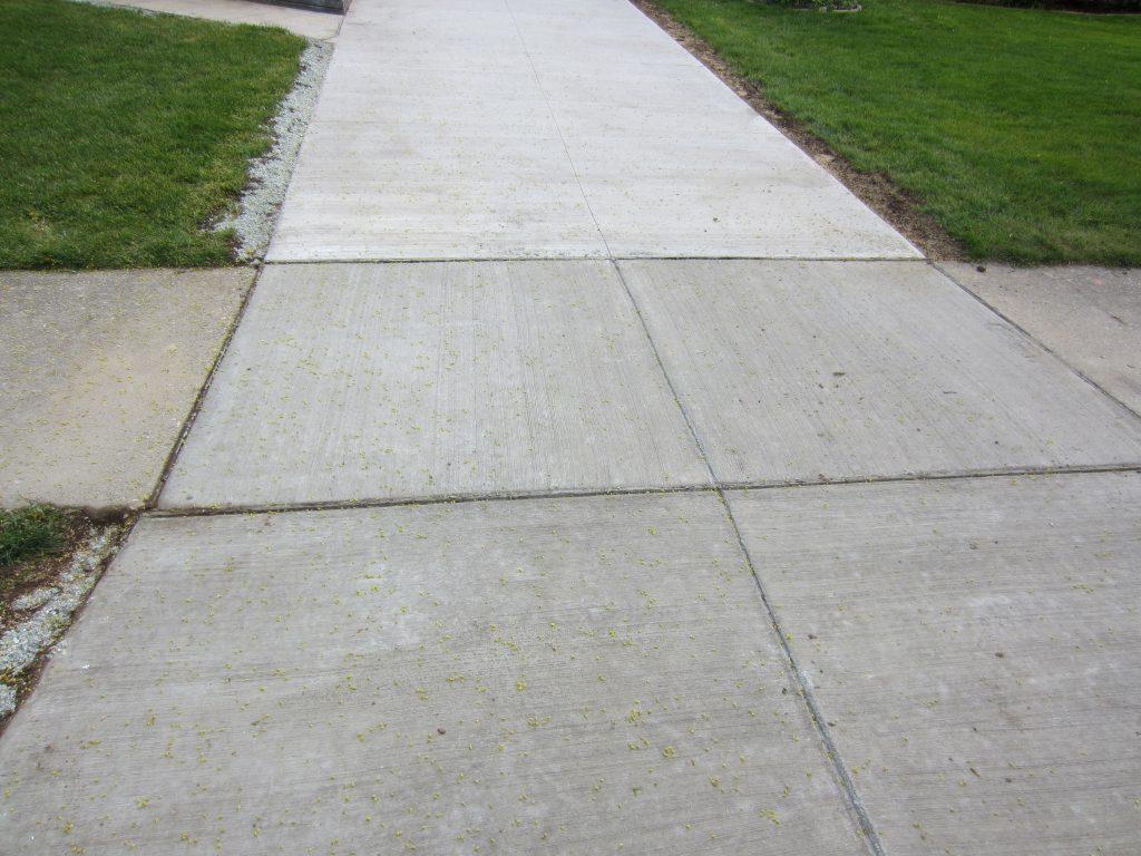 Concrete Driveway Oakland County Michigan