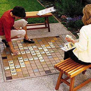 Concrete Scrabble - Michigan