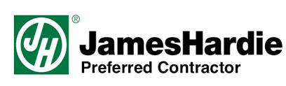 James Hardie Preferred Siding Contractor