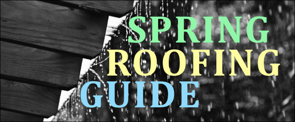 Michigan Spring Roofing Guide