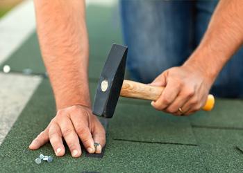 Roofing Contractor Hammer