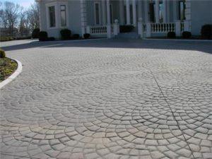 Stamped Concrete in Royal Oak, MI