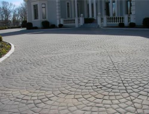 Stamped Concrete in Royal Oak, MI