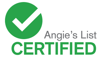 Angie's List Certified Contractor
