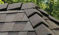 Total Protection Roofing System Defend Hip and Ridge Shingles