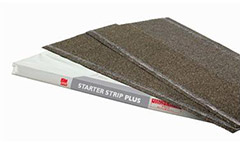 Total Protection Roofing System Defend Starter Shingles