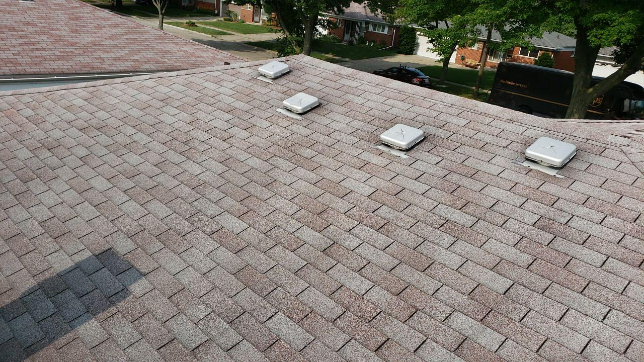 Warren Michigan Roof Replacement - Before (2)