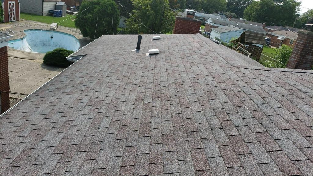 Warren Michigan Roof Replacement - Before (3)