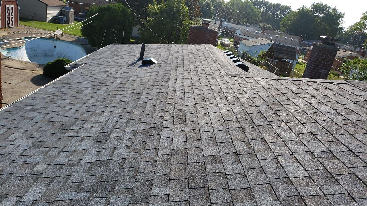 Warren Michigan Roof Replacement - Completed (2)
