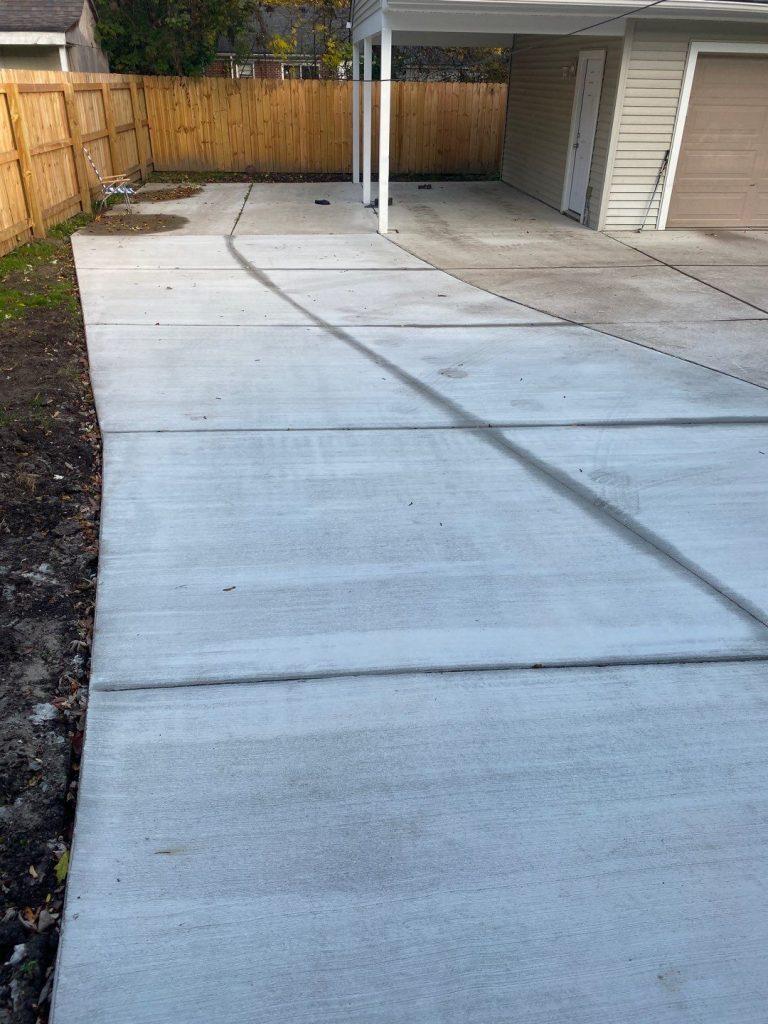 Royal Oak Michigan Concrete