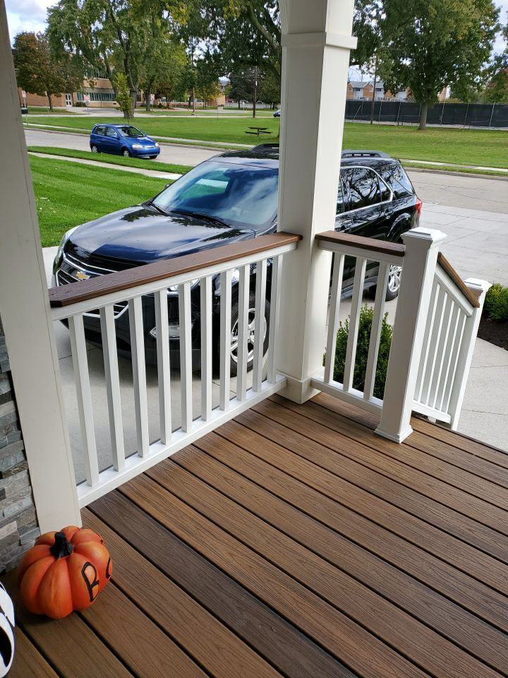 Royal Oak Porch and Siding