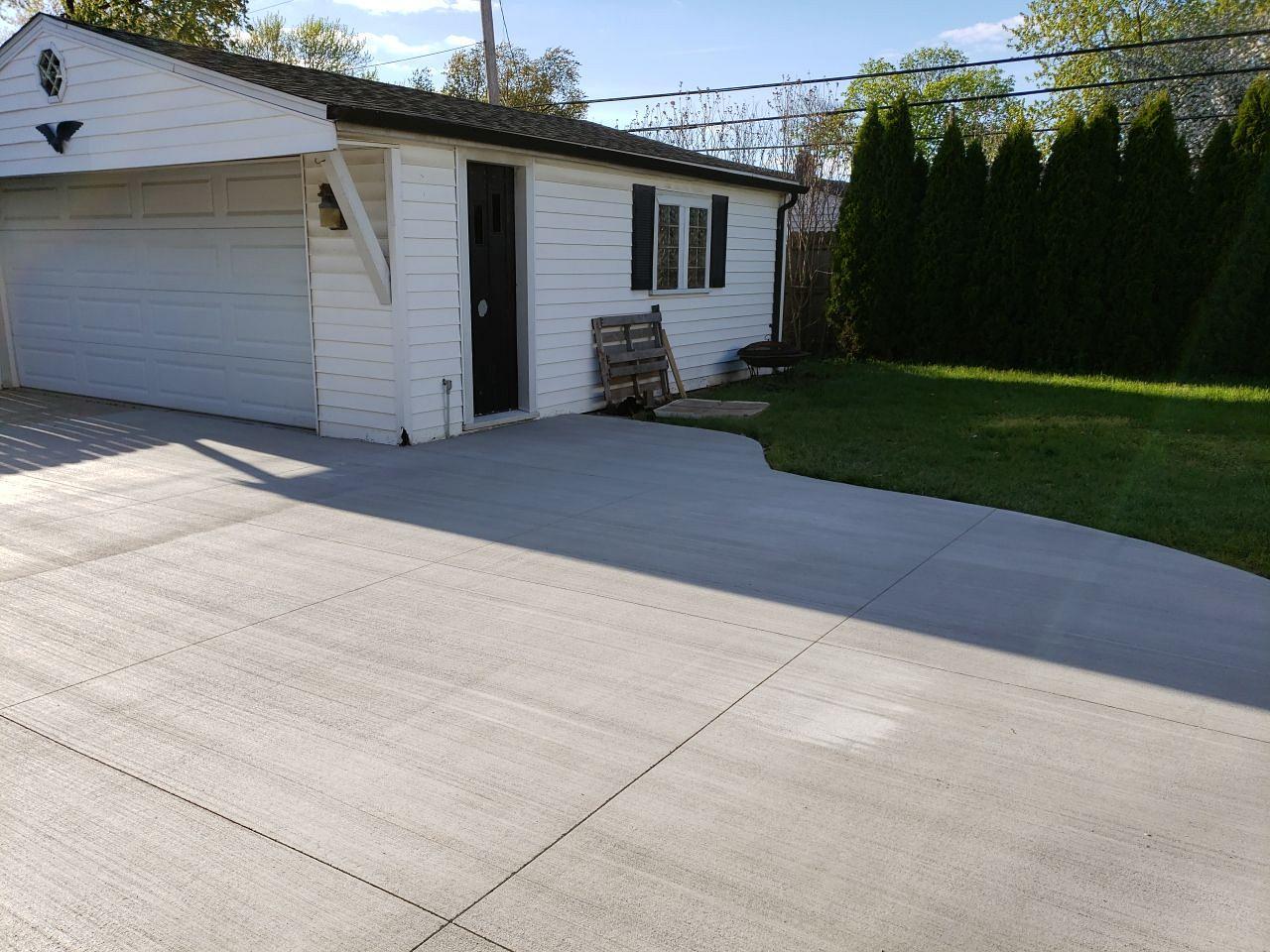 Madison Heights Concrete Driveway Company