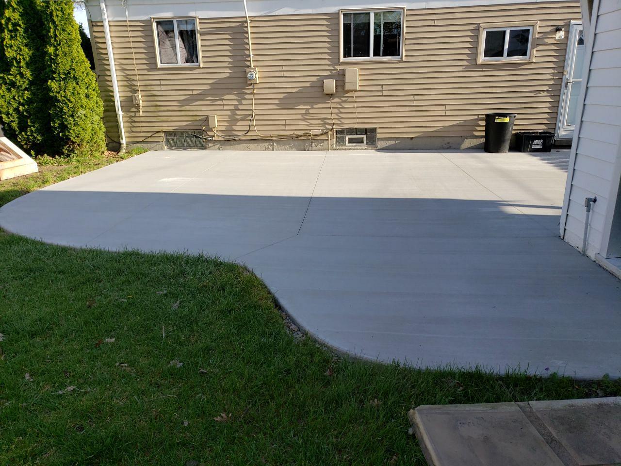 Madison Heights Michigan Concrete