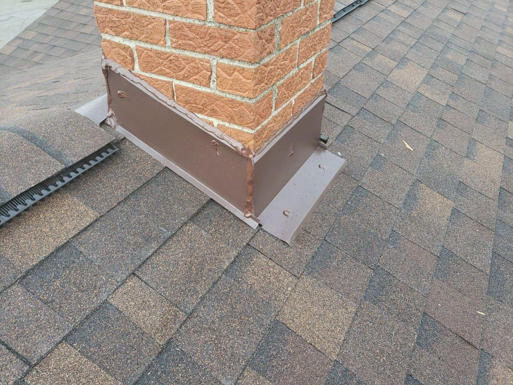 Sterling Heights Roof Chimney Flashing