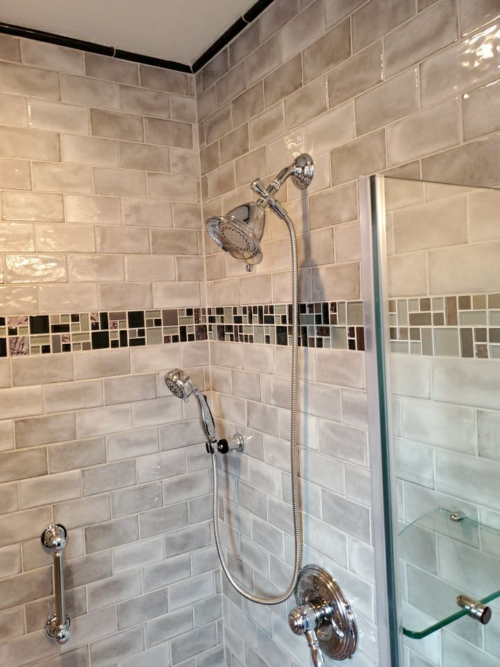 Troy Michigan Bathroom Remodel