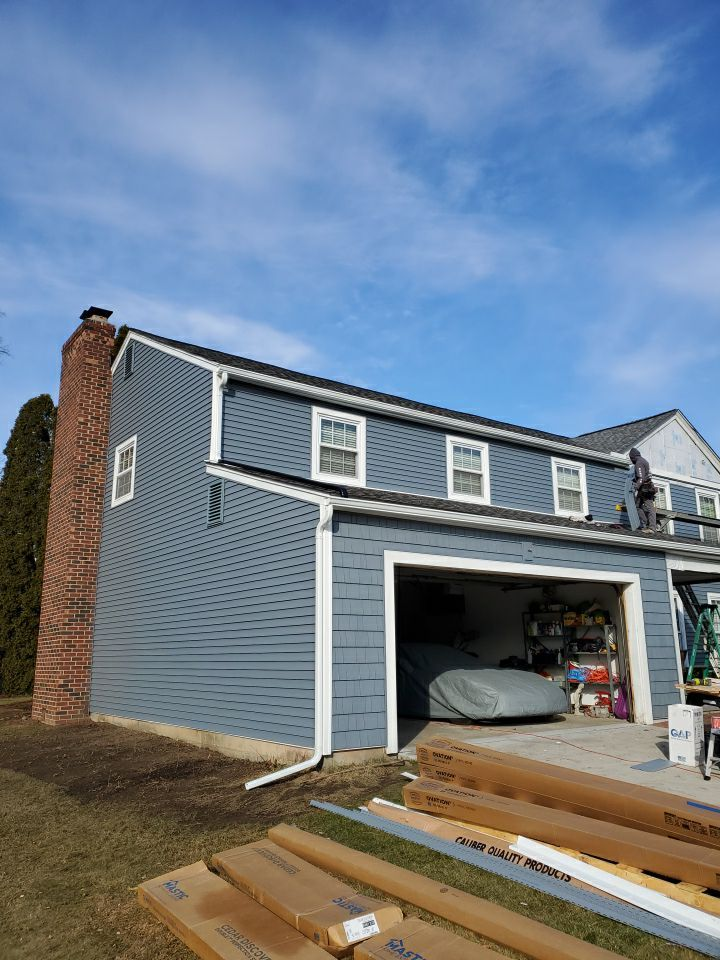 Troy Michigan Vinyl Siding Company