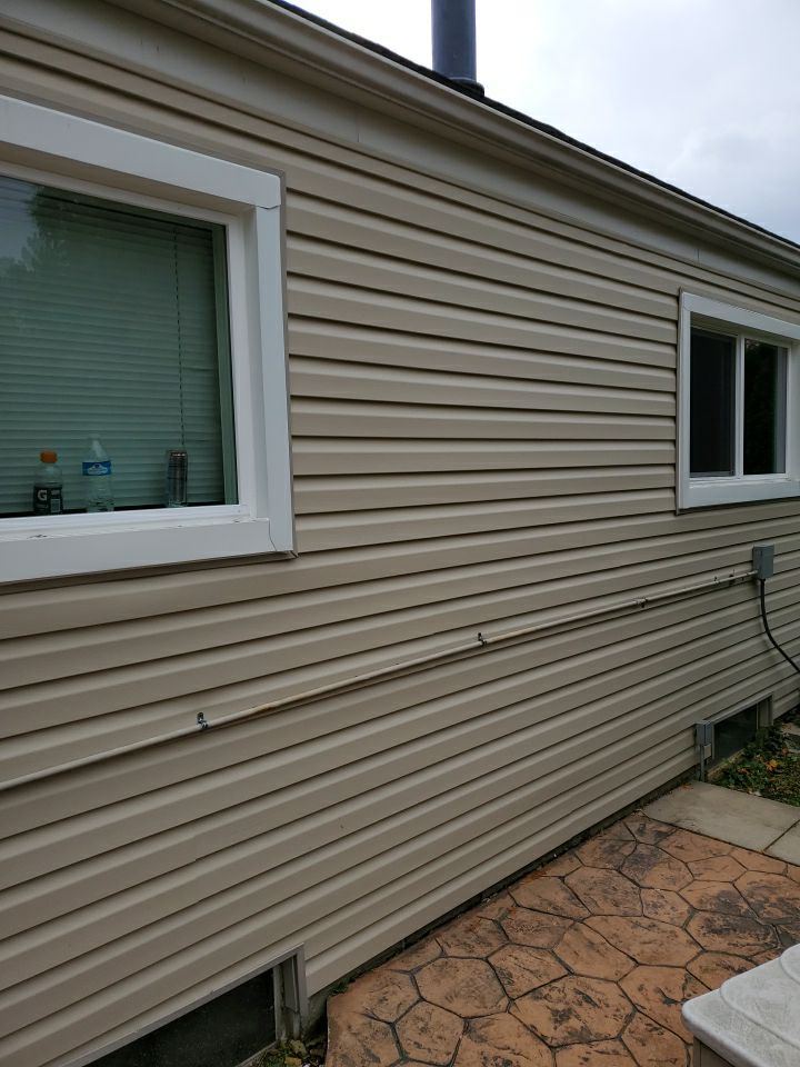 Troy Michigan Vinyl Siding