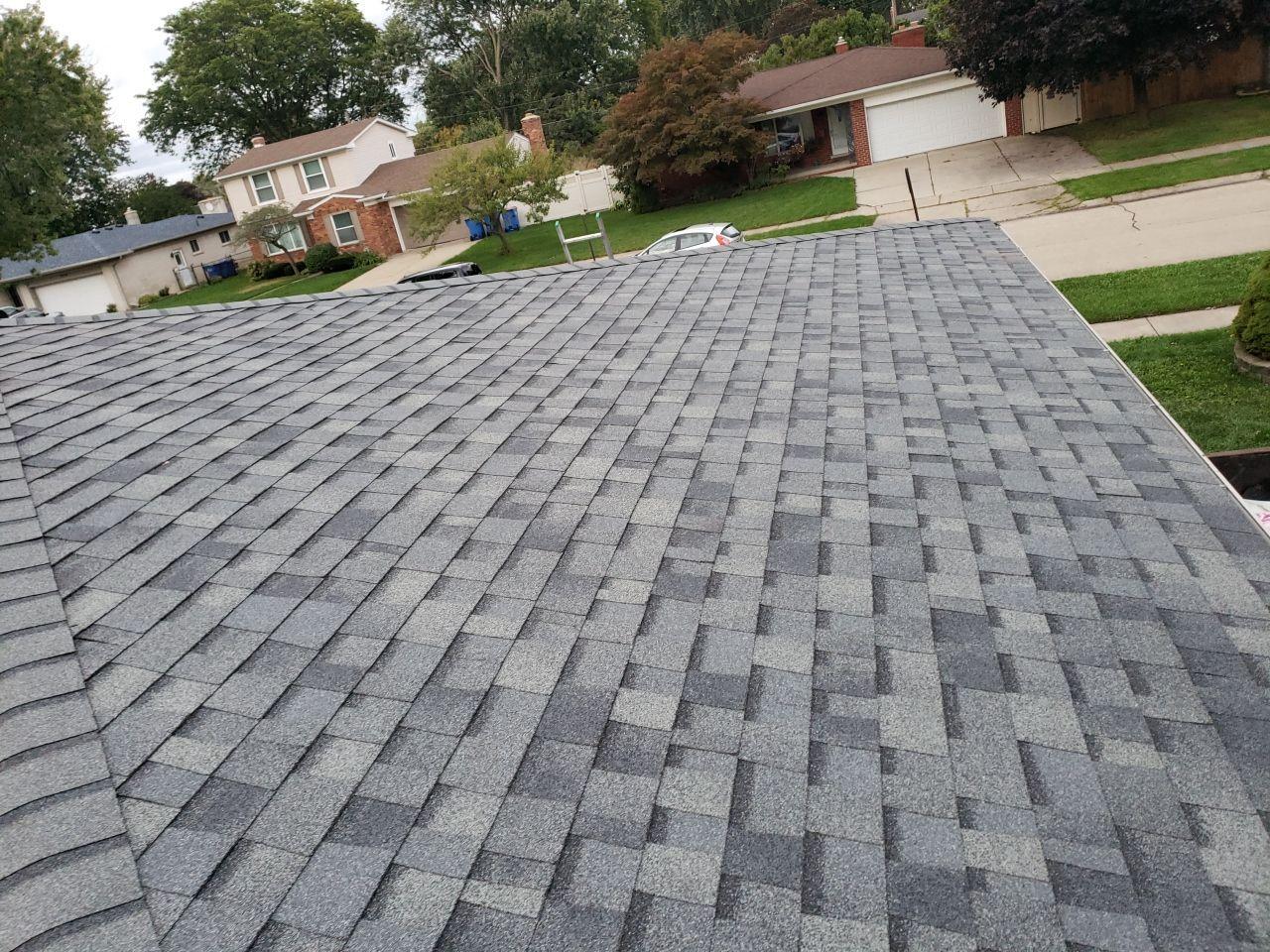 Warren Michigan Roofing Installation