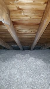 Blown-In Attic Insulation in Warren, Michigan