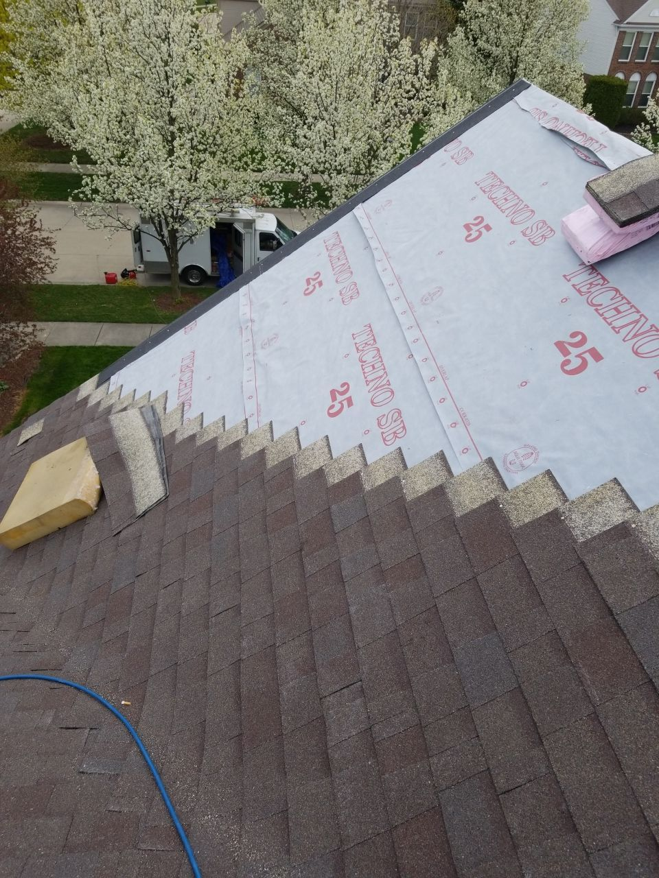 Roof Installation in Macomb Township Michigan