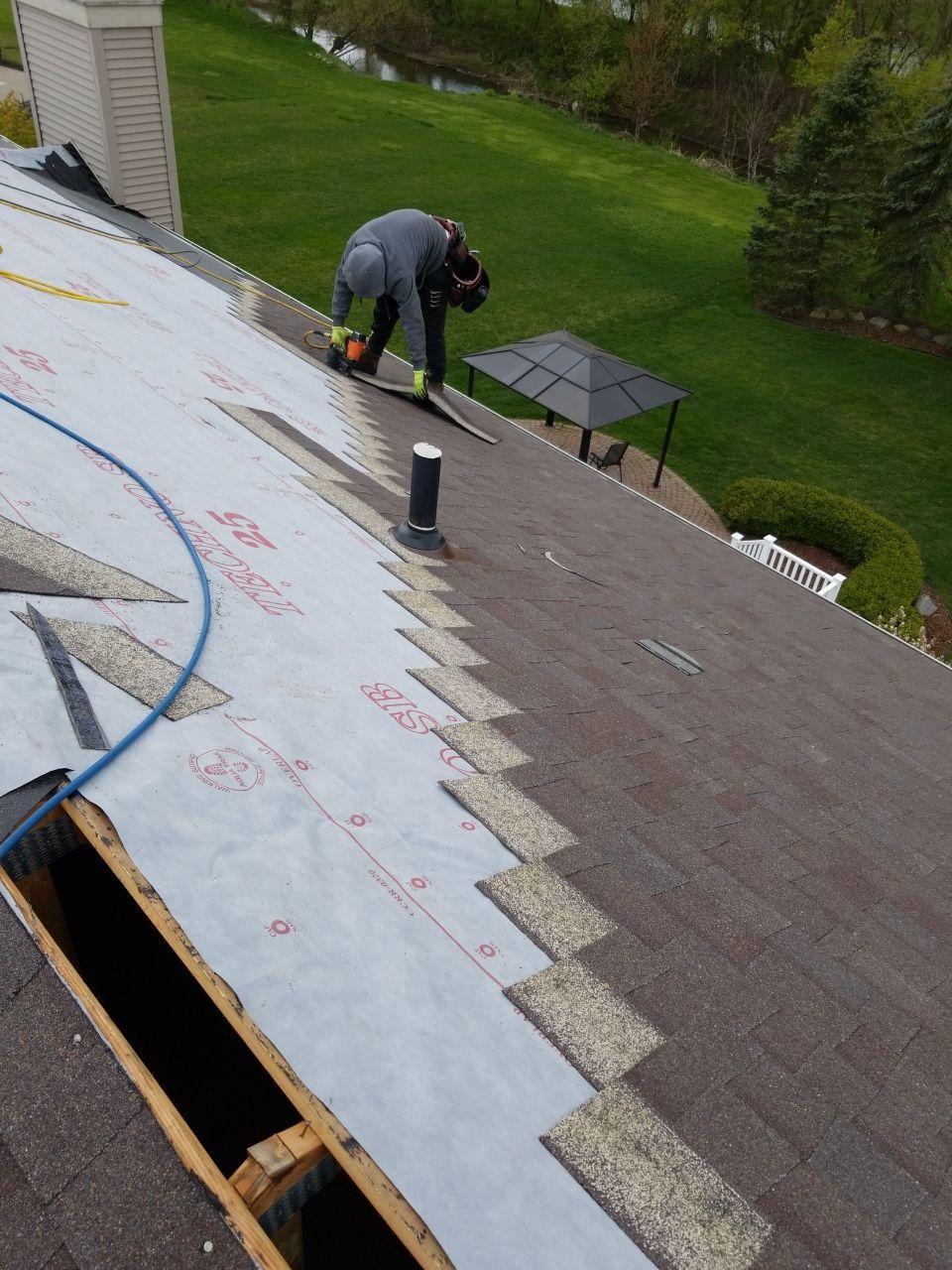 Roofing Company Macomb County Michigan