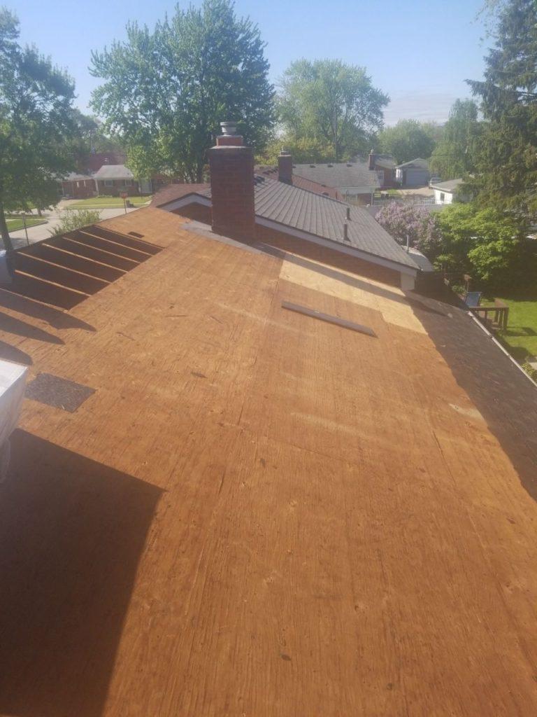 Roofing Installation Michigan