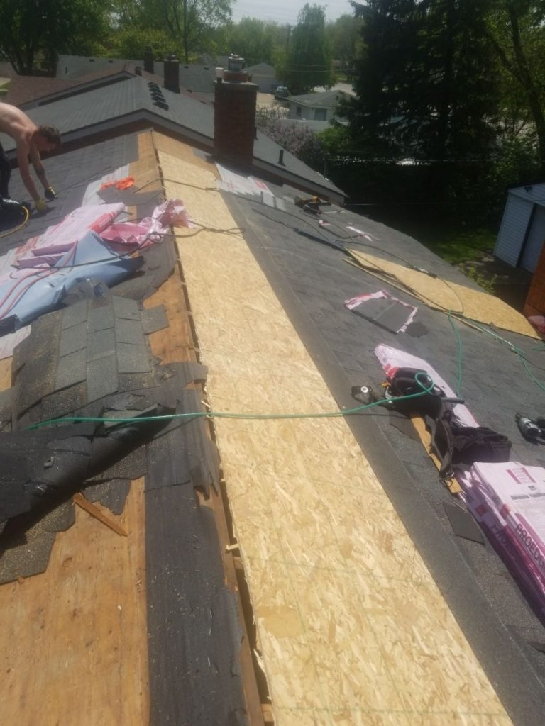 Roofing Installation Oakland County