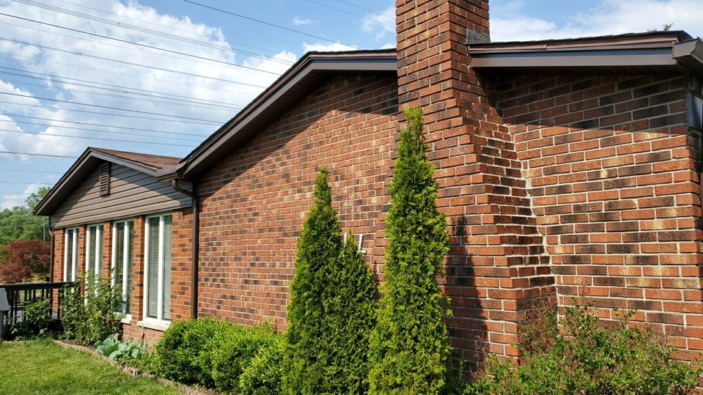 Canton Michigan Gutters and Soffits