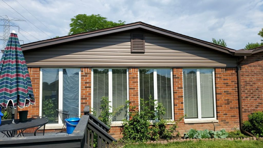 Canton Michigan Soffit Replacement