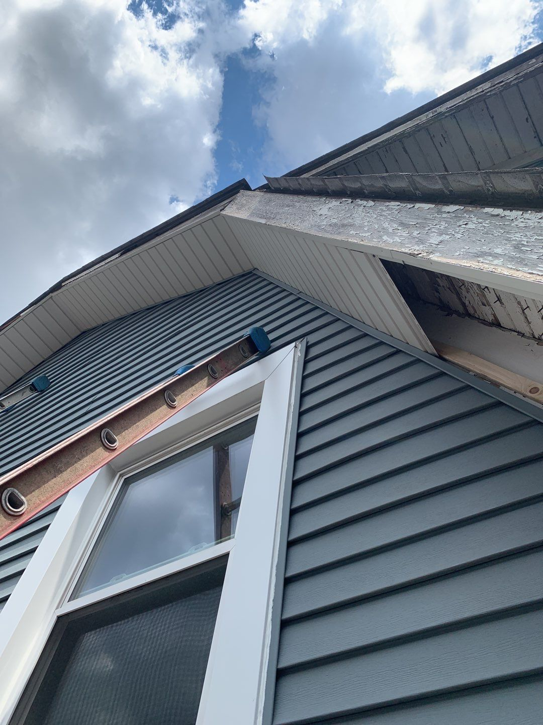 Detroit Michigan Soffit Replacement Installation