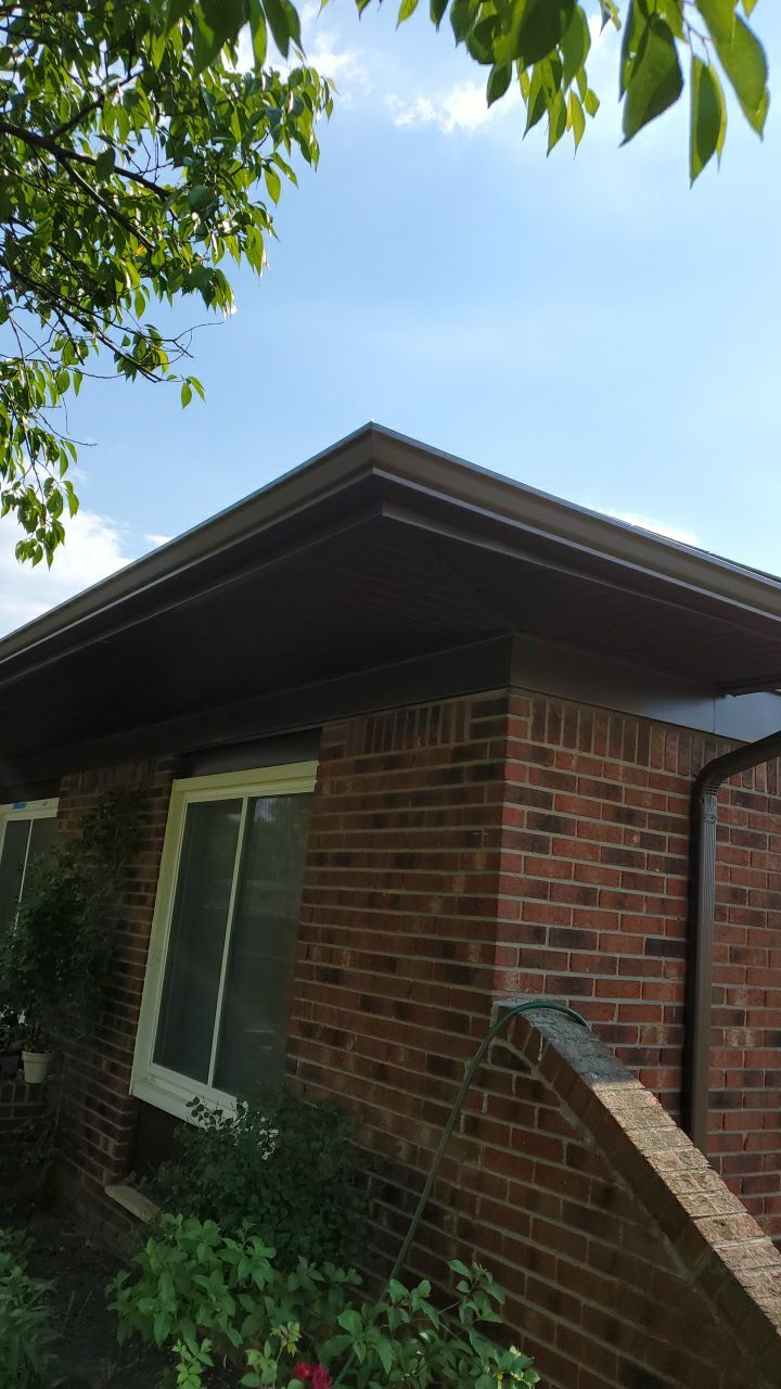 Gutters, Siding and Soffit Replacement in Canton, Michigan ...