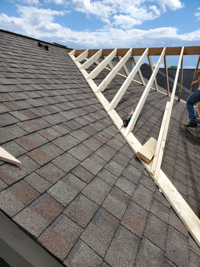 Clarkston Dormer Roofing Company Build