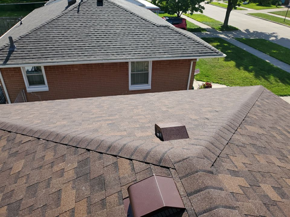 Madison Heights Michigan Roofer