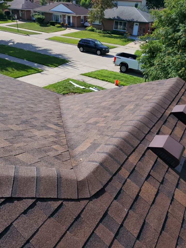 Madison Heights Roofer Michigan