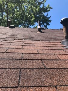 Michigan Roof Installation Before
