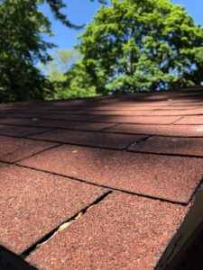Michigan Roofing Company Royal Oak Before