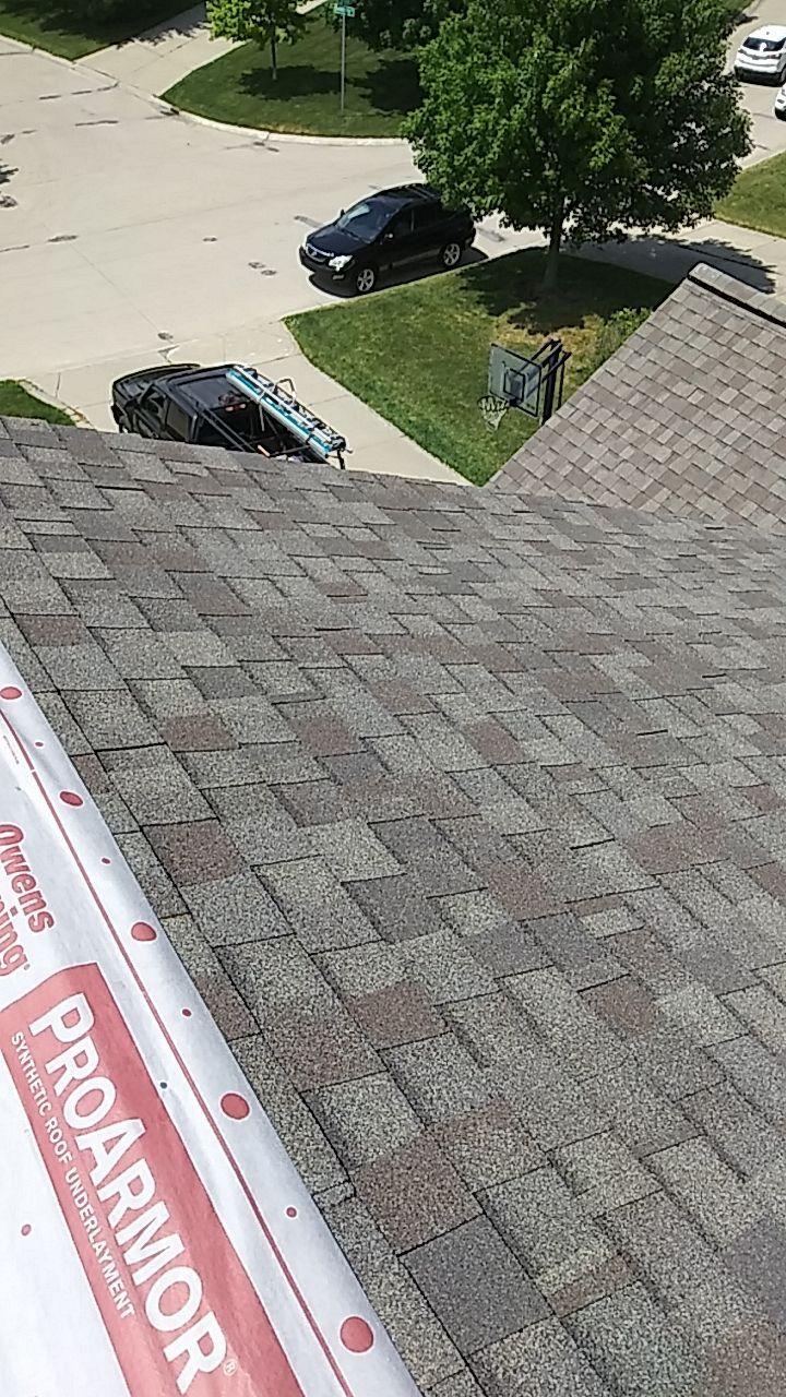 Oakland County Clarkston Roofing Dormer