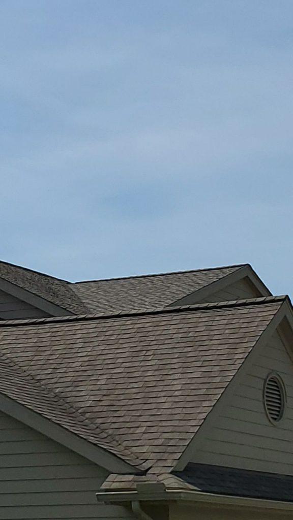 Oakland Michigan Clarkston Roof Dormer Build