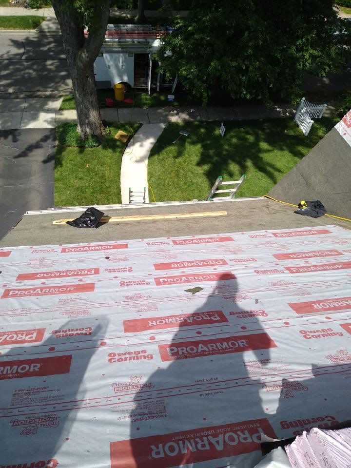 Roofing Company Michigan Roofers