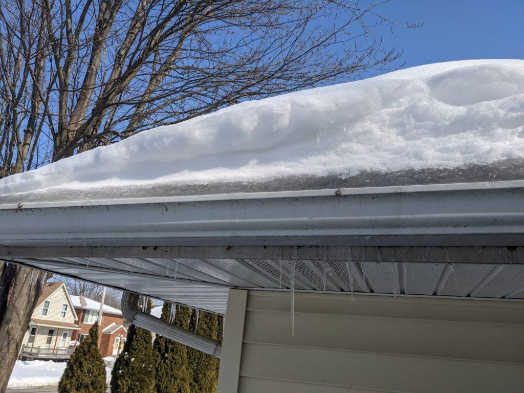 Michigan Ice Dam Roofing Company